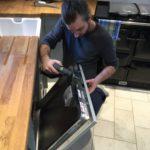 installing appliances