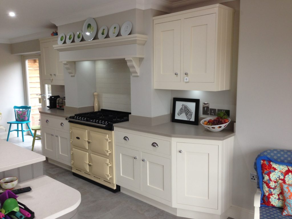 Kitchen and bathroom cabinet making