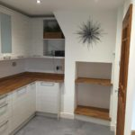 kitchen base units