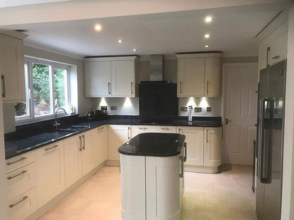 WE HAVE DECADES OF EXPERIENCE IN  BESPOKE KITCHENS